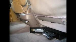 Trezor pod sedackou